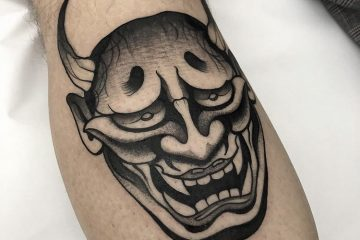 Alex Cream Hannya Meatshop Tattoo Barcelona
