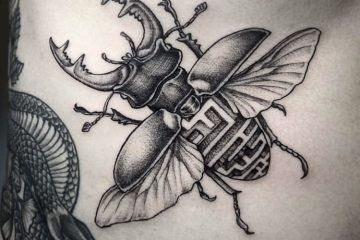 Subliquida Beetle Meatshop Tattoo 2020